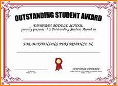 Academic Award Certificate 8 Student Award Certificate Examples Psd Ai Doc