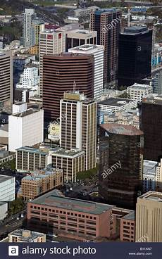 Merrill Lynch San Diego Aerial Above Downtown San Diego Including The Offices Of