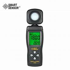Light Meter Walmart Smart Sensor Mini Digital Lux Meter Lcd Display Handheld
