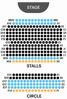 Highland Arts Theatre Seating Chart Headout West End Guide Arts Theatre Seating Plan