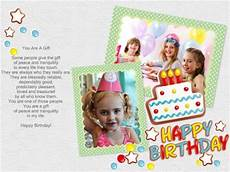 collage birthday card template birthday collage maker make happy birthday photo collage