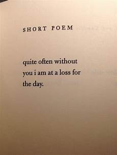 A Short Poetry Good Short Poems