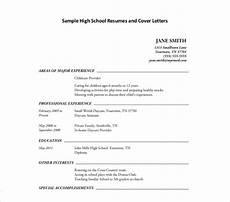 High School Graduate Resume Templates 10 High School Graduate Resume Templates Pdf Doc