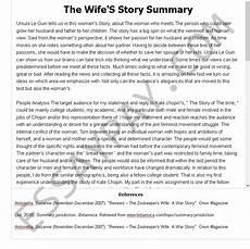 Examples Of A Summary Essay The S Story Summary Essay Example For Free 1087