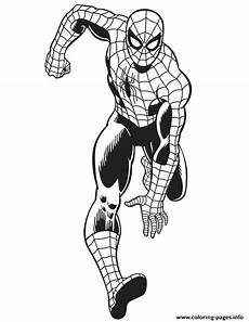 the amazing spider coloring pages coloring home