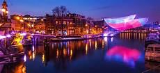 Amsterdam Light Festival Van Gogh Dates Amsterdam Light Festival Cruise