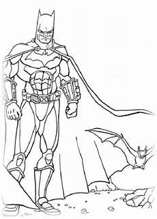 Ausmalbilder Zum Ausdrucken Kostenlos Batman Malvorlagen Zum Drucken Ausmalbild Batman Kostenlos 2