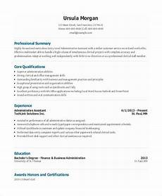 Administrative Functional Resume Top 20 Entry Level Administrative Assistant Resume