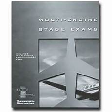 Js334720 Jeppesen Multi Engine Stage Exam Booklet From