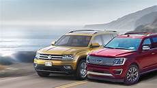 Vw Atlas Comparison Chart 2018 Volkswagen Atlas Vs 2018 Ford Expedition Youtube