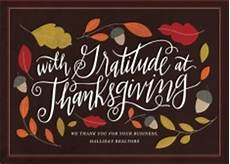 thanksgiving greeting cards for business template thanksgiving cards for your business by cardsdirect 174