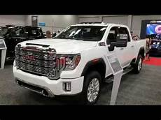 when will 2020 gmc 2500 be available 2020 gmc hd 2500 denali heavy duty truck with 6 6