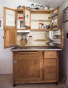 the hoosier kitchen cabinet quot saves steps quot stan honda