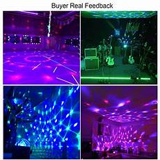Dance Lights Online Vnina Disco Ball Party Lights Led Party Lights With