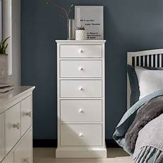 ashby white 5 drawer chest chest drawers