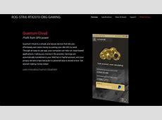Asus promotes irrelevant GPU mining service with no