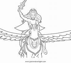 Malvorlagen Wings Quest She Ra Shera 03 Gratis Malvorlage In Comic