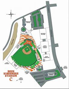 Doug Kingsmore Stadium Seating Chart Baseball Seating Chart Tigernet