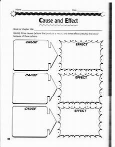 Cause And Effect Chart 9 Cause And Effect Chart Template Sampletemplatess