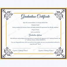 Valedictorian Certificate Templates 89 Elegant Award Certificates For Business And School Events