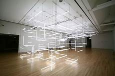 Led Light Installation Through Hollow Lands A Light Installation By Lilienthal