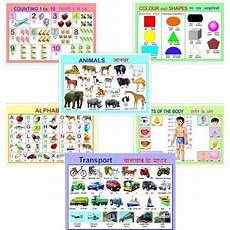 Educational Charts Manufacturers In India Educational Chart School Charts For Kids Manufacturer