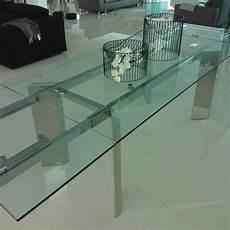 tavolo in cristallo calligaris tavolo calligaris sottocosto tavoli a prezzi scontati