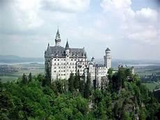 Historical Castles Neuschwanstein Castle Germany World For Travel