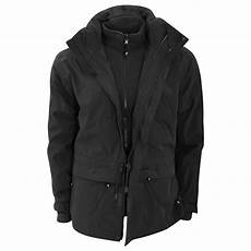 3 in 1 mens coats trespass mens alamosa 3 in 1 hooded waterproof and