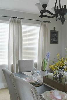 How To Hang Curtains Properly How To Hang Curtains And Drapes Clean And Scentsible