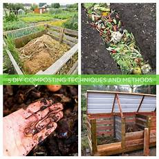 Composting Methods Roundup 5 Diy Composting Techniques For Creating Your Own