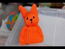 stricken easy osterh 228 schen oster bunny gestrickt