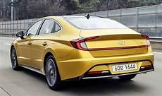 2020 Hyundai Sonata Yellow by Burlappcar 2020 Hyundai Sonata In Yellow