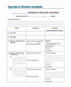 Microsoft Meeting Minutes Template Minute Template 20 Free Word Pdf Documents Download