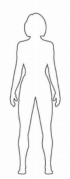 Outline Of A Female Body Template 99 Best Graphics For Dance Gender Free And Gendered