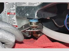 How to Replace a Dishwasher water Inlet Valve   Repair