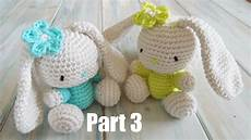 amigurumi rabbit crochet pt3 how to crochet an amigurumi rabbit yarn