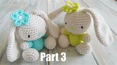 crochet pt3 how to crochet an amigurumi rabbit yarn
