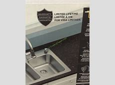 American Standard Kitchen Sink And Faucet Combo Costco   Home Ideas