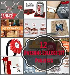 diy projects for college 12 awesome college diy projects a craft in your day