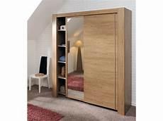 sun oak 2 door sliding wardrobe wardrobes from fads