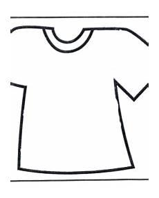 malvorlagen t shirt kostenlos zum ausdrucken