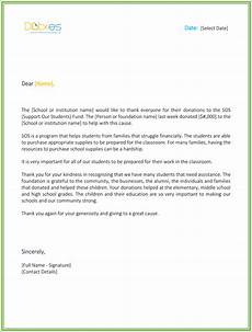 Thank You Letter For Donation Template 4 Thank You Letters For Donation To Appreciate Your