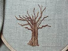 branching out embroidering trees part 1 needlenthread