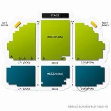 Gerald Schoenfeld Theatre Seating Chart Gerald Schoenfeld Theatre A Guide For Seating At The