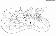 Kostenlose Malvorlagen Winterlandschaft Window Color Vorlagen Winterlandschaften