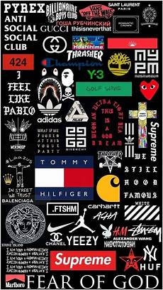 nike hypebeast wallpaper pretty much all the most hyped up wear brands in