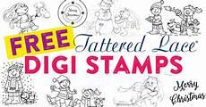 Free Digital Cards Free Tattered Lace Digi Stamps Paper Craft Download