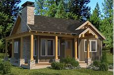 cabin style house plan 2 beds 1 00 baths 824 sq ft plan