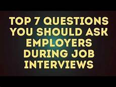 2nd Interview Tips Top 10 Questions College Students Should Ask Employers